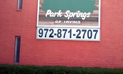 Park Springs, 1