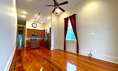 Living Room, 3414 St Claude Ave, 1
