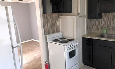 Kitchen, 5100 Woolsey St A, 1