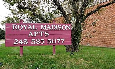 Royal Madison Apartments, 1