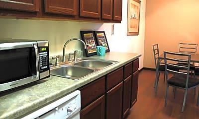 Kitchen, Sage Park, 1