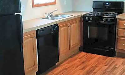 Kitchen, Moosic Heights, 2