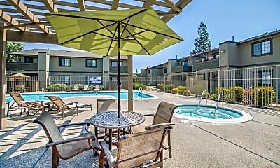 Pool, 4930 College Oak Dr, 1