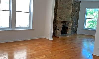 Living Room, 1517 W Cornelia Ave, 0