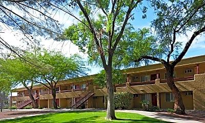 Building, Sunpointe Gardens Apartments, 1