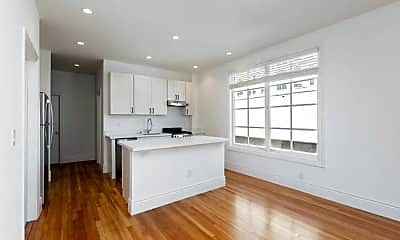 Kitchen, 657 Powell St, 1