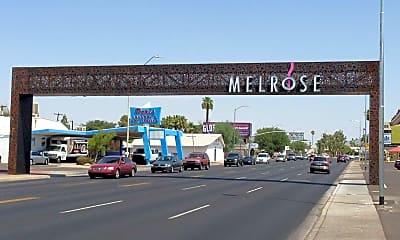 Mode at Melrose, 1
