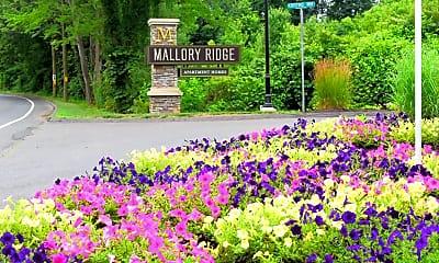 Community Signage, Mallory Ridge Apartments, 1