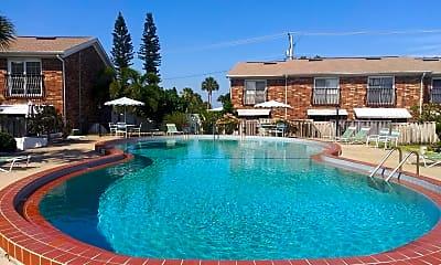 Pool, 2200 S Palmetto Avenue E030, 1