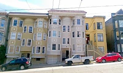 Building, 643 Castro St, 2