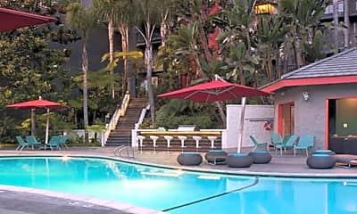 Pool, AVA Cortez Hill, 0