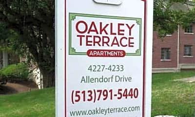 Oakley Terrace, 0