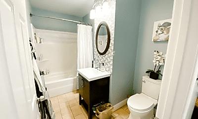 Bathroom, 481 E 6th St, 2