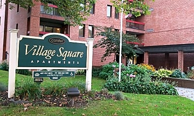 Village Square Apartments, 0