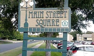 Main Street Square, 1