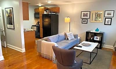Living Room, 3208 Brereton St, 1