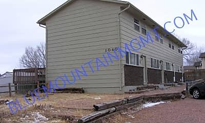 Building, 1040 Chiricahua Loop, 0