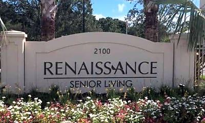 Community Signage, Renaissance - Senior Living of Vero, 0