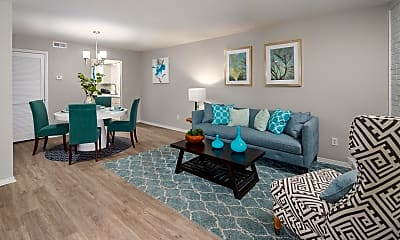 Living Room, ARIUM Trailwood, 0