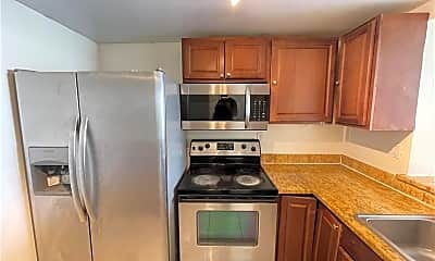Kitchen, 496 NW 165th St D-409, 1
