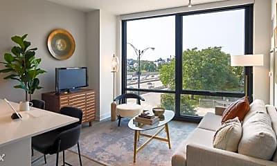 Living Room, 752 N Aberdeen St, 0