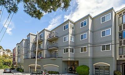 Building, 545 Burnett Ave, 1