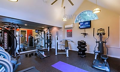 Fitness Weight Room, 10951 Laureate Dr, 1