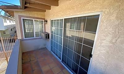 Patio / Deck, 3612 Keystone Av, 2