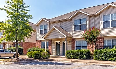 Building, Pleasant Woods Townhomes, 0