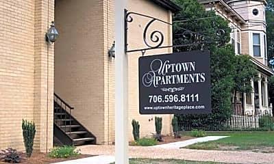 Community Signage, 744 Broadway, 2