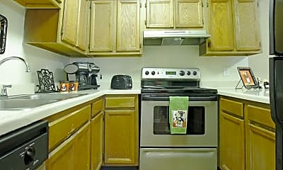 Kitchen, The Trails At Bethabara, 1
