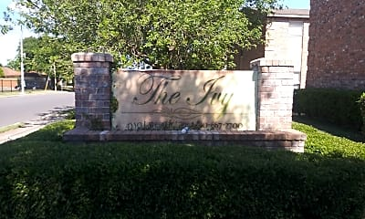 The Ivy Apartments, 1