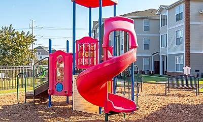 Playground, Bridgewater Apartment Homes, 2