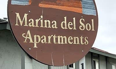 MARINA DEL SOL, 1
