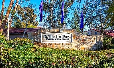 Community Signage, Villa La Paz Apartment Homes, 1