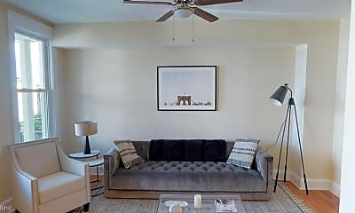 Living Room, 3116 Warder St NW, 0