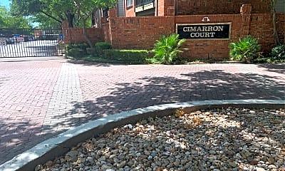 Cimarron Court, 1