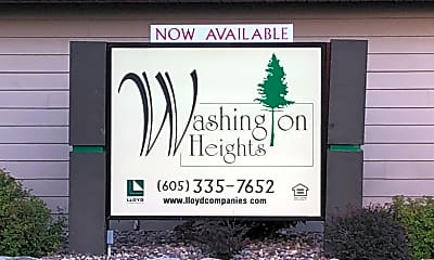 WASHINGTON HEIGHTS TOWNHOMES, 1