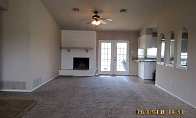 Living Room, 6906 SW Fenwick Ave, 1