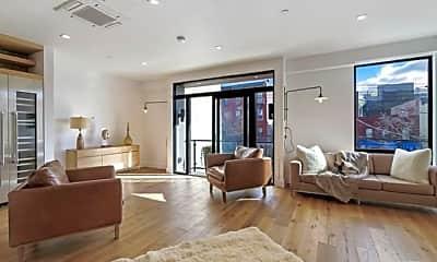 Living Room, 346 Van Brunt St, 0