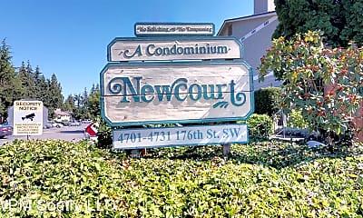 Community Signage, 4701 176th Street SW #A6, 1