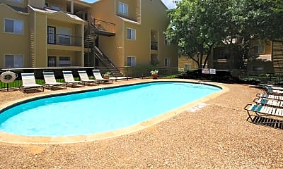 Pool, City Limits, 0