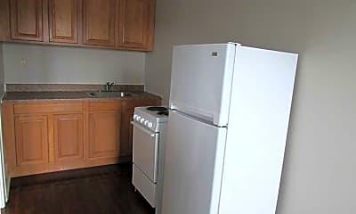 Kitchen, East End Apartments, 2