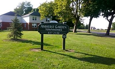 Amherst Gardens, 1