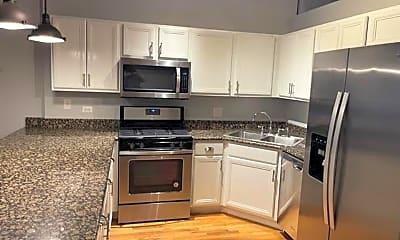 Kitchen, 420 W Ontario St, 1