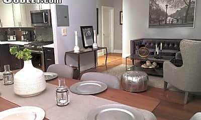 Living Room, 1051 Prospect Pl, 0