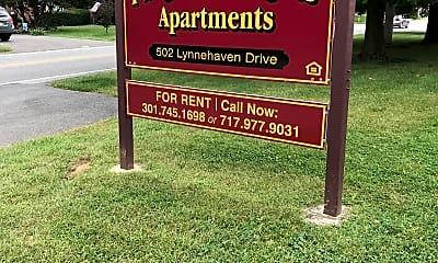 Pangborn Heights Apartments, 1
