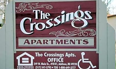The Crossings, 1