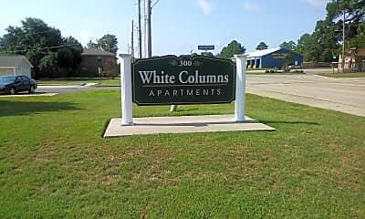 White Columns Apartments, 1