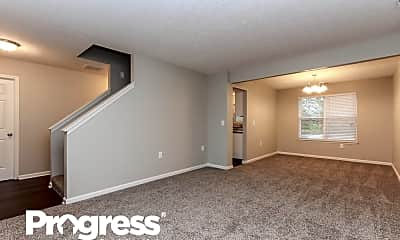 Living Room, 4529 Woodland Ct, 1